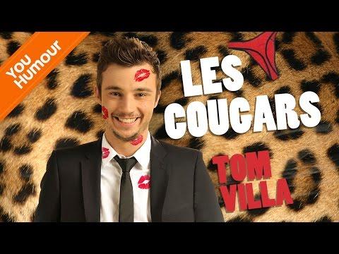 TOM VILLA - Les cougars