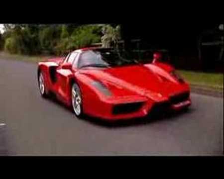 Fifth Gear - Ferrari Enzo vs McLaren F1