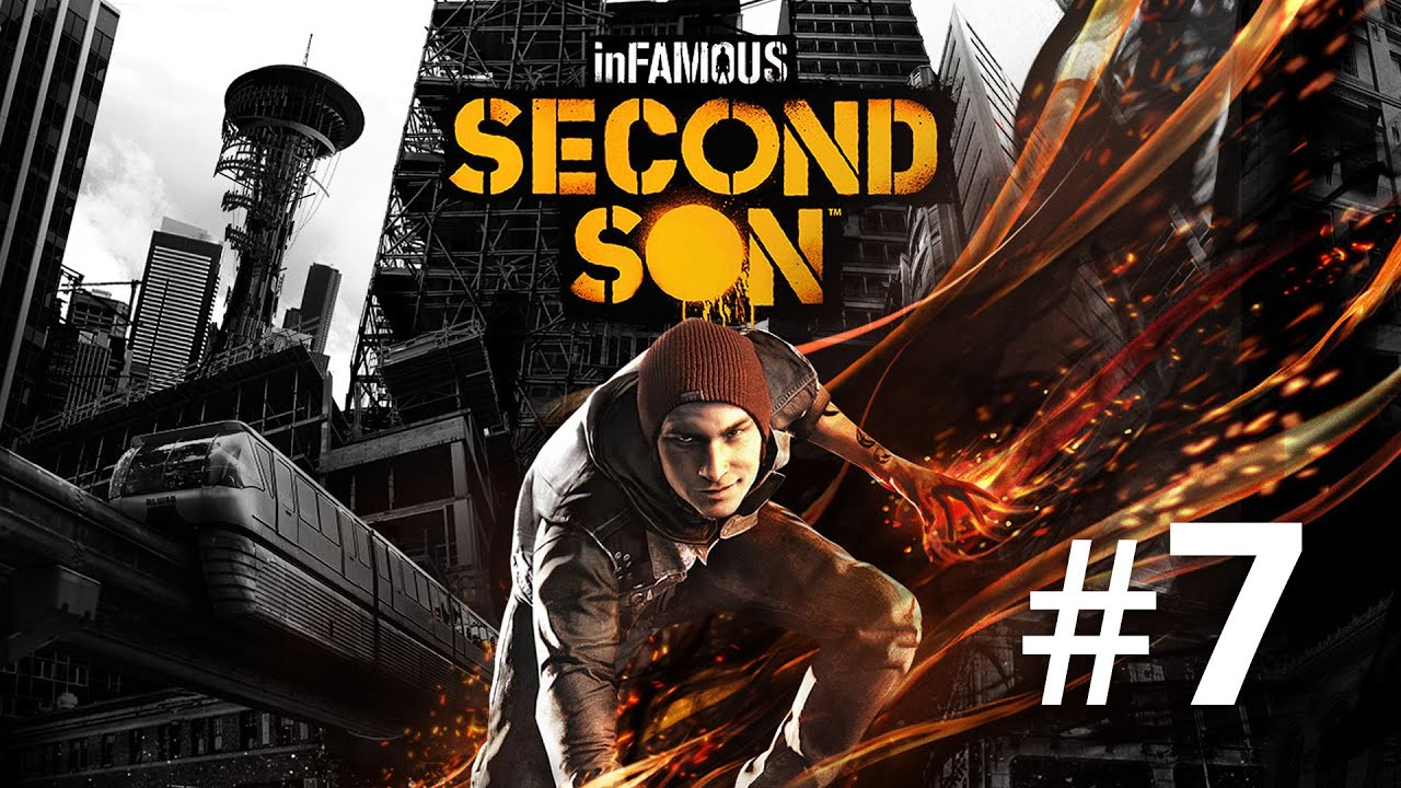 Infamous Second Son Wallpaper Hd