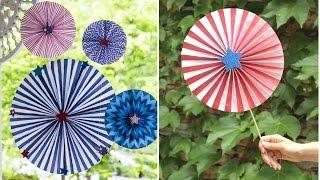 Diy Patriotic Pinwheels   Summer Tutorial