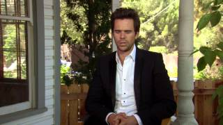 "About A Boy: David Walton ""Will Freeman"" About A Bublé Episode Interview"