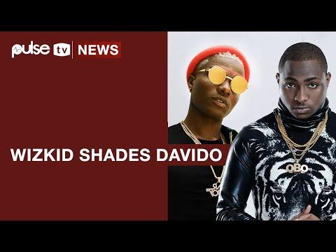 Wizkid Claps Back At Davido For Shading Him On Social Media | Pulse TV