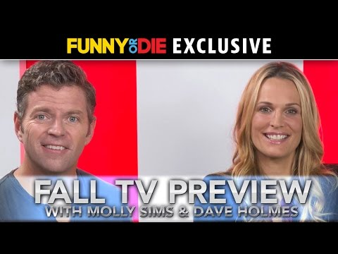 Fall TV Preview with Dave Holmes and Molly Sims