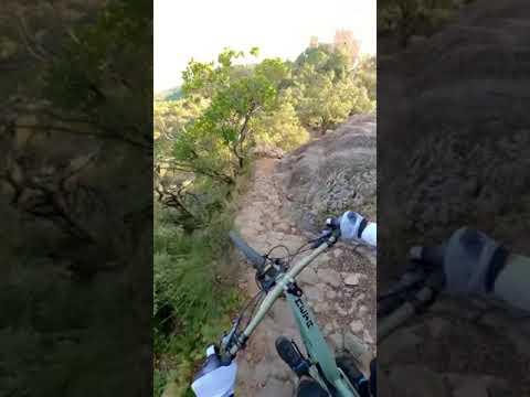 Take a breath!⚠️ #shorts #mountainbike #bicycle thumbnail