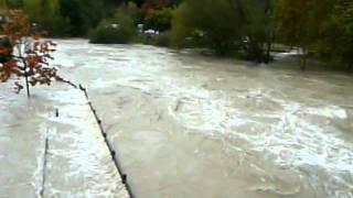 Inondation de Villeneuve Loubet