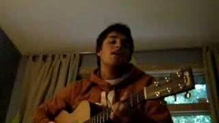 John Mayer Split Screen Sadness (Cover by Tom)