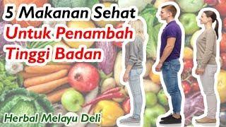 Makanan Untuk Menambah Tinggi Badan di Masa Pertumbuhan Informasi Kesehatan Seputar Tinggi Badan