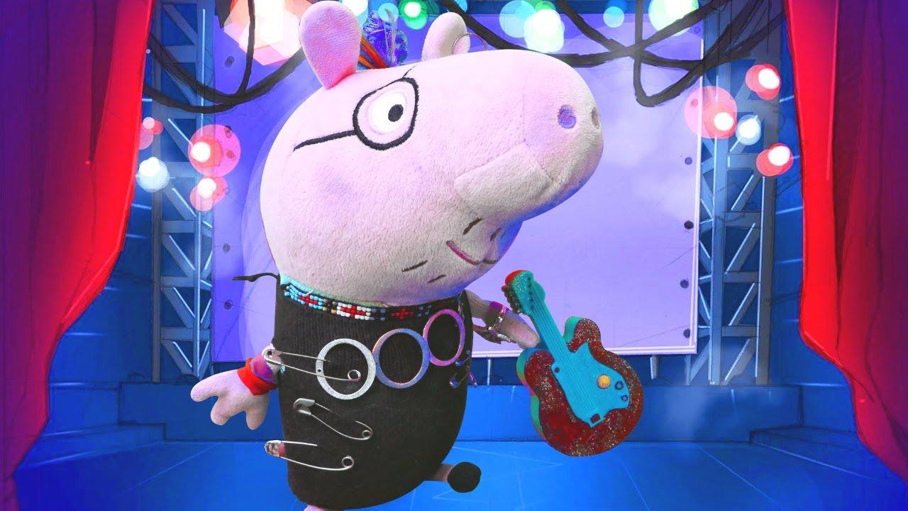 канал мультик пультик свинка пеппа
