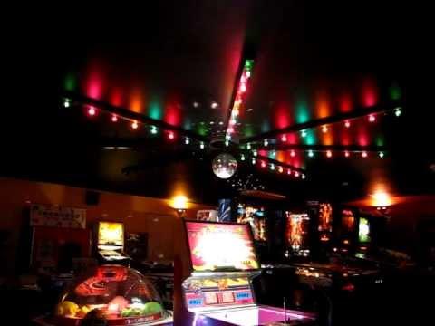 Litelab Disco Lights And Star Trek Disco Theme.AVI