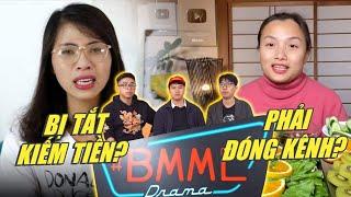#BMML - Youtube Trẻ Em: Chị Thơ Nguyễn, Quỳnh Trần JP đang gặp nguy hiểm?