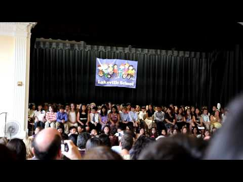 Lakeville School Farewell Assembly, June 22nd, 2011
