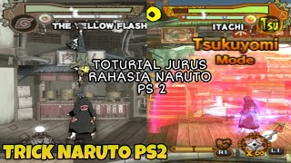 Download Tutorial Jurus RAHASIA Di Naruto PS 2