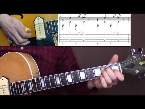 Essential Rockabilly Guitar Licks - Travis Picking