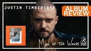 REVIEW || Justin Timberlake - Man Of The Woods (Faixa a Faixa)