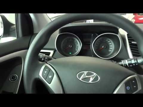 Hyundai i30 II Wagon 2012 2013 kombi