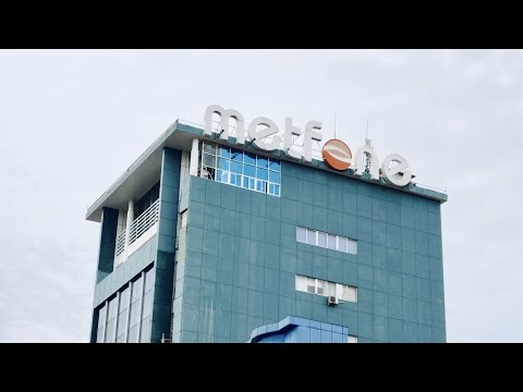 [4K]Most Extensive & Reliable Telecom Viettel (Metfone) Headquarter, High Speed 4G LTE Cambodia