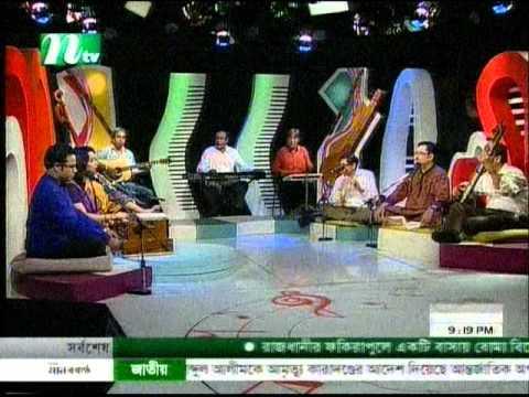 'ogo tomar akash duti chokhe' by Anindita Choudhury
