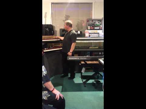 B Street Music-Kurzweil/Nord Clinic Video 2