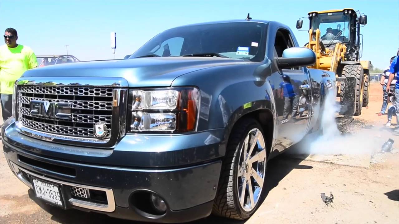 Gmc Midland Tx >> How West Texas does truck shows! Burn out results in major ...