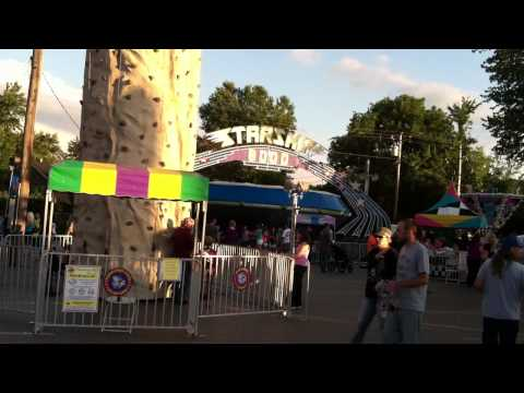 CLERMONT COUNTY FAIR RIDES RIGHT BEFORE I GOT ON