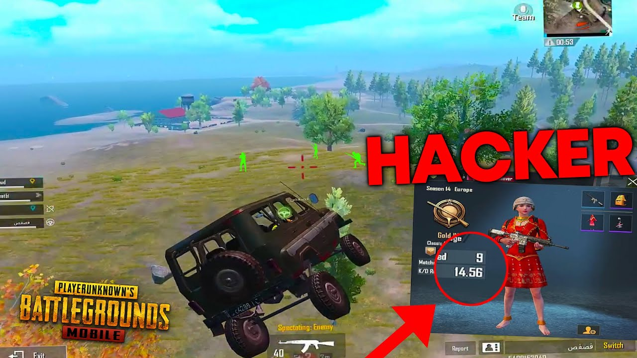 This HACKER will blow your mind PUBG Mobile.