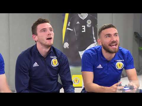 FIFA 19 | Andy Robertson & Robert Snodgrass v Scott McTominay & Stephen O'Donnell