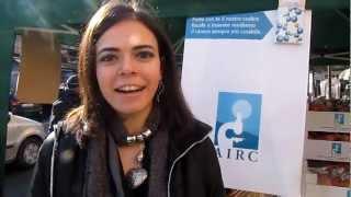 Io sto con AIRC, e pure Gennaro! - Giornata delle Arance