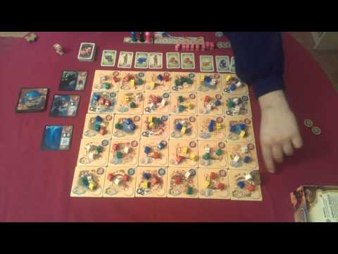 Five Tribes - Как се играе