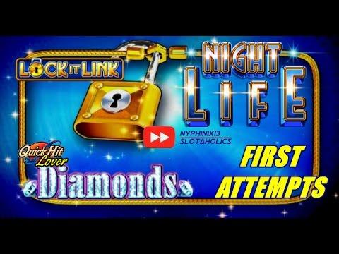 WMS   Lock It Link Slot Bonuses FIRST ATTEMPTS