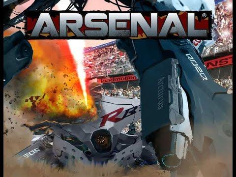 Bower's Game Corner: Arsenal: Arena Combat Review