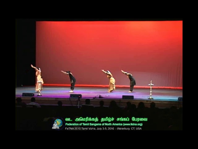 FeTNA 2010 Programs Bharatham-2