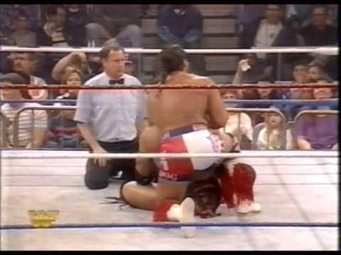WWF: British Bulldog vs. Tatanka thumbnail