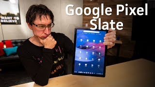 Google Pixel Slate review: Just an ok Android tablet