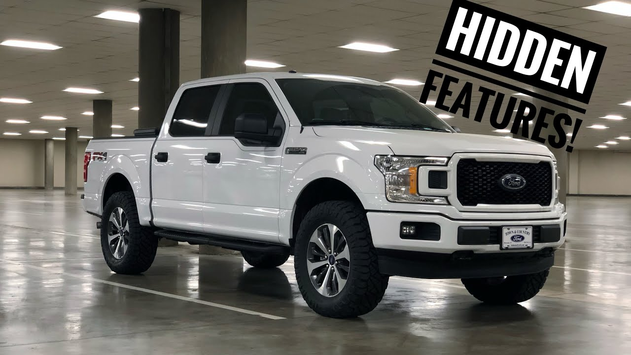 New Ford F150 >> Top 10 Hidden Features Of The New F150