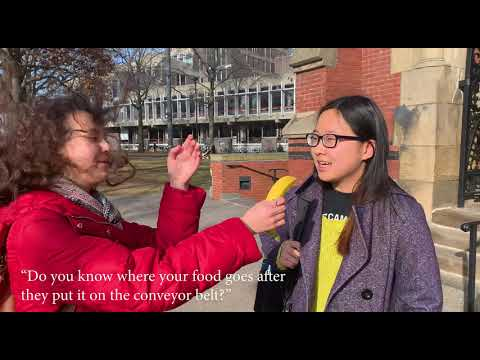 Sustainability At Annenberg (Harvard University Dining Services)