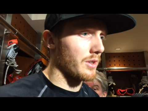 Red Wings' Gustav Nyquist awaits hearing with NHL for high-sticking incident