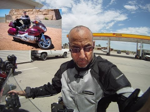 Eastern U.S. Motorcycle Loop - Day 01 - CO to KS