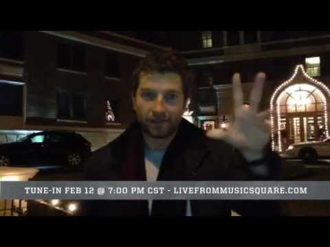 LIVE From Music Square: Brett Eldredge
