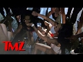 The Game    BLOODY GIRL FIGHT     After Nightclub Twerk Off