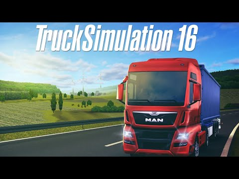 Truck Simulation 2016 (by astragon Enternainment GmbH) Gameplay Trailer (Android)