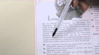 CHROMOS GABARITO ENEM 2015 - Kelly - Português - Questão 98 - Prova Amarela