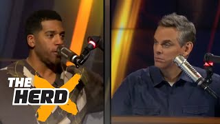 Jim Jackson almost fought his head coach   THE HERD