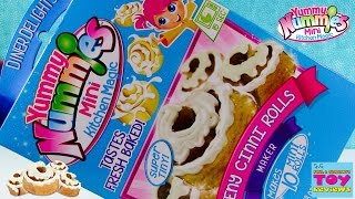 Baixar Yummy Nummies Diner Delights Teeny Cinni Rolls Toy Review | PSToyReviews