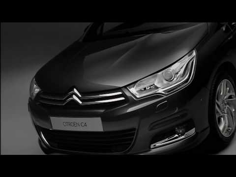 nouvelle citroen c4 ii youtube. Black Bedroom Furniture Sets. Home Design Ideas