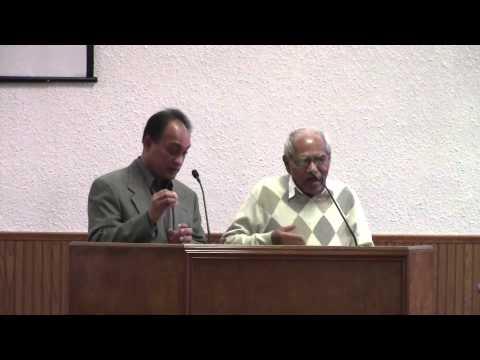 Word Ministry - Bro. Cherian K John - Oct 28, 2012