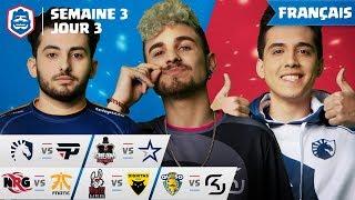 Clash Royale League : CRL West 2019 | Semaine 3 Jour 3 ! (Français)