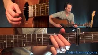 Rocket Man Guitar Lesson - Elton John