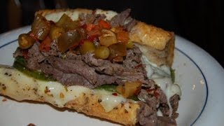 Chicago Johnny's Italian Beef Recipe From The Home Kitchen (chicago Syle Italian Beef Sandwiches)