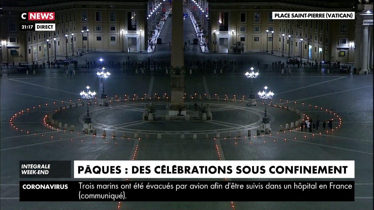 Pâques : des célébrations sous confinement pour les chrétiens du monde