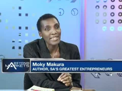 South Africa's Greatest Entrepreneurs by Moky Makura